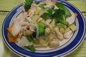 Steamed Mixed Vegetable with Chicken